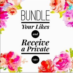 Accessories - Bundle all your ❤️, I'll send you a private offer